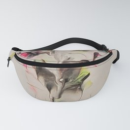 Stains left behind Fanny Pack