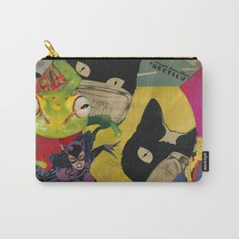 Jump into the Light Carry-All Pouch
