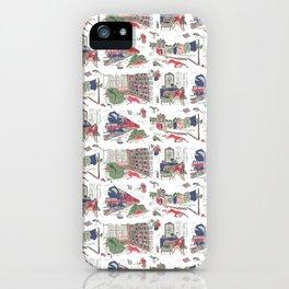 Miss Marple iPhone Case