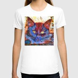 Cat Close Up T-shirt