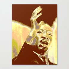CIVIL RIGHT Canvas Print