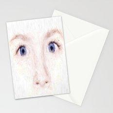 child eyes Stationery Cards