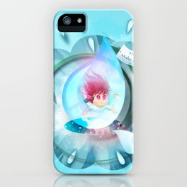 Count to 3 iPhone Case