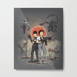 Pure Heroines Metal Print
