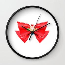 Sailor Moon Manga Transformation Brooch Wall Clock