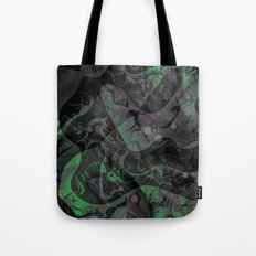 Abstract DM 04 Tote Bag