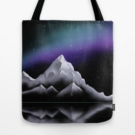 Silent Skies Tote Bag