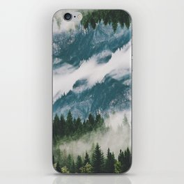 Misty Mountain iPhone Skin