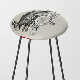 The Hare Counter Stool