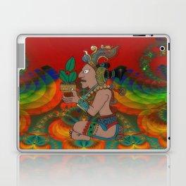 Yucatan Psychedelic Mexicano Visiones Laptop & iPad Skin