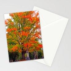 Northwest Autumn Stationery Cards
