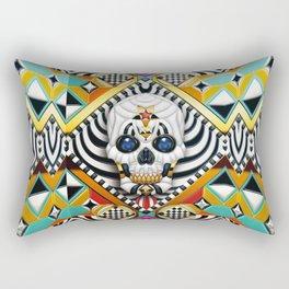 Skullture Rectangular Pillow