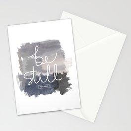 Be Still Stationery Cards