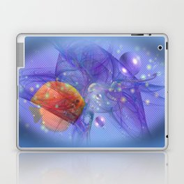 Fish world Laptop & iPad Skin