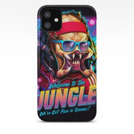 Welcome to the Jungle iPhone Case