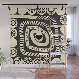 LOVE MAZE TTY N5 Wall Mural