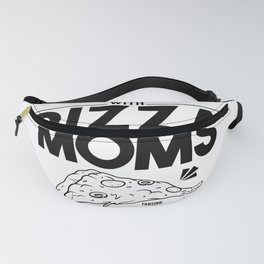 Pizza Mama Mother's Day Italy Fanny Pack
