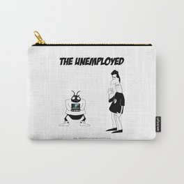 The Unemployed - Sam&Yoko Carry-All Pouch