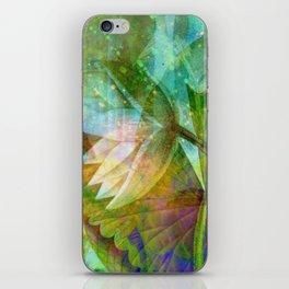 lotus2 iPhone Skin