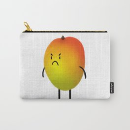 Angry Little Mango Carry-All Pouch