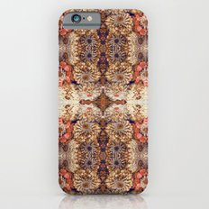 Autumn woodland forest fairy print iPhone 6s Slim Case