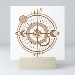 The Traveling Spell - Light Side Mini Art Print