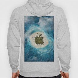apple island Hoody