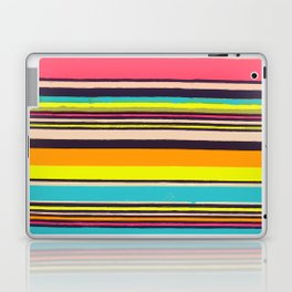 Candy Stripes! Laptop & iPad Skin