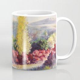 L allée des cotinus Coffee Mug