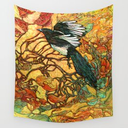 Fortune Collector Wall Tapestry