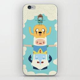 Adventure Totem iPhone Skin
