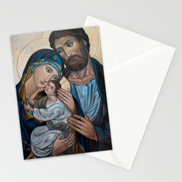 Holy Family Stationery Cards