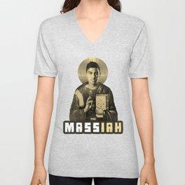 The MASSiah Unisex V-Neck