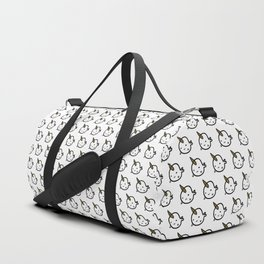 GOLD BUDDY NARWHALS Duffle Bag
