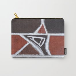 Stone wall colour 1 Carry-All Pouch