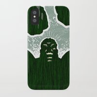 hulk iPhone & iPod Cases featuring Hulk by Duke Dastardly