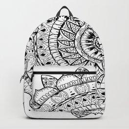 DetailedMandala Backpack