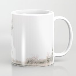 Lonely Tree #minimalism Coffee Mug