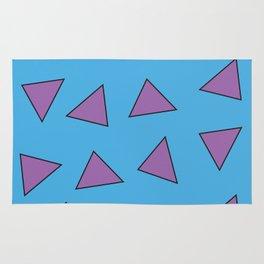 Rocko's Triangles Rug