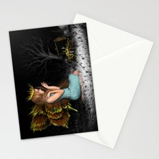 Treasures in the Dark Stationery Cards