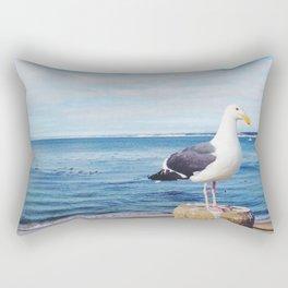 San Carlos Gull Rectangular Pillow