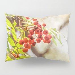 Rowan berries Pillow Sham