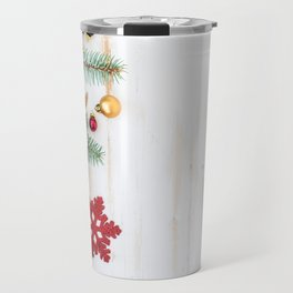 Christmas Decoration 01 Travel Mug