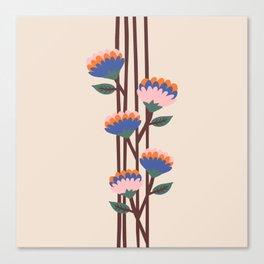 Henri Flowers Canvas Print