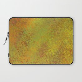 Liquid Hues Fluid Art Digital Illustration, Digital Watercolor Artwork Laptop Sleeve