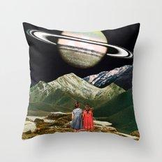 Wonderment Throw Pillow
