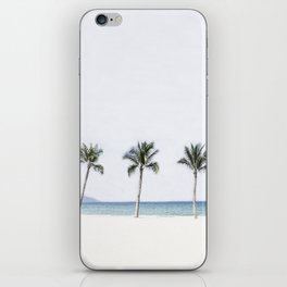Palm trees 6 iPhone Skin
