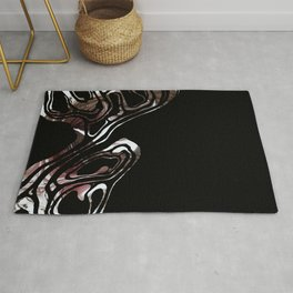 black marble xcv Rug