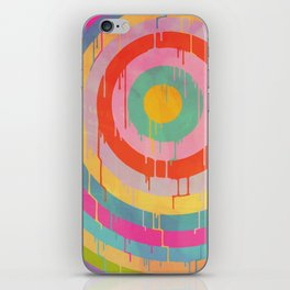 Wet Paint iPhone Skin