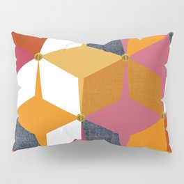 KALEIDOSCOPE 02 #HARLEQUIN Pillow Sham